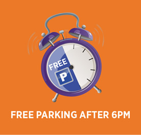 Bow Street Mall Free Car Parking After 6pm