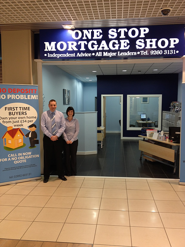 One Stop Mortgage Shop Relocates at Bow Street Mall Lisburn