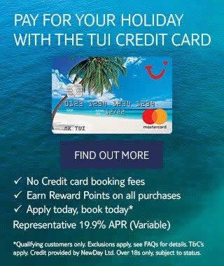 TUI Credit Card Offer